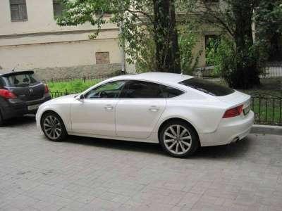 автомобиль Audi А7