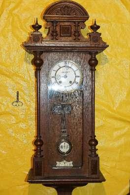 Часы Павел Буре настенные. Россия, XIX в Павелъ Буре