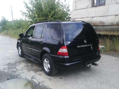 подержанный автомобиль Mercedes ML 55, цена 400 000 руб.,в Волгограде Фото 4