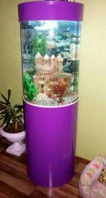 Очень красивые украшения для аквариума