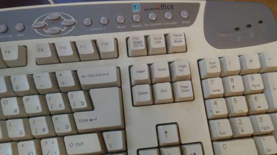 Клавиатура в Сочи Фото 3