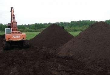 Песок, гравий, щебень, уголь, грунт
