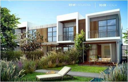 Продажа апартаментов в проекте Akoya в г. Дубае (ОАЭ)