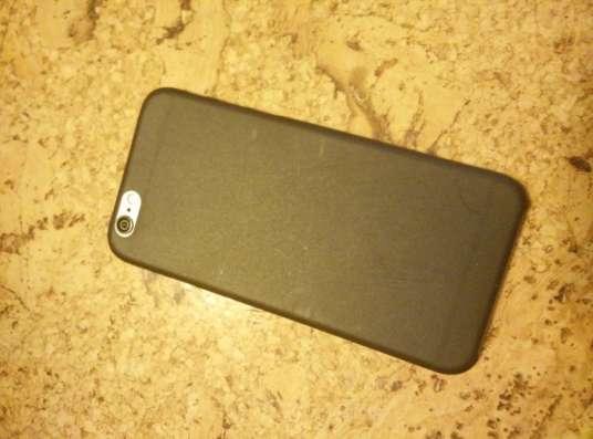IPhone 6 16 Gb Space Gray с чехлом
