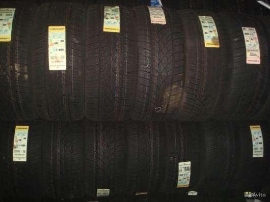 Новые зимние Dunlop 245/40 R17 Winter Sport 3D