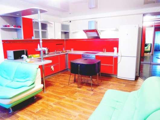 Двух комнатная квартира в Центре города Омска
