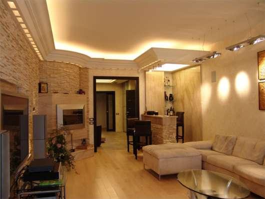 Отделочные работы домов, квартир, офисов