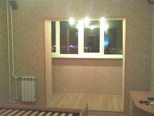 Утепление балконов, лоджий