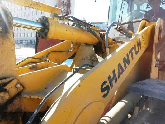 Фронтальный погрузчик Shantui SL30W, 2013г. в