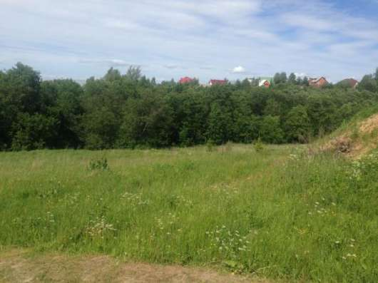 Продается земельный участок 12 соток в деревне Ченцово, вблизи города Можайск 97 км от МКАД по Минскому шоссе. Фото 3