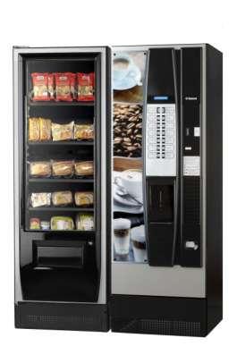 Продается кофейный+снековый автомат