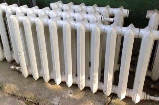 Принимаем, вывозим трубы отопления чугунные на металлолом.