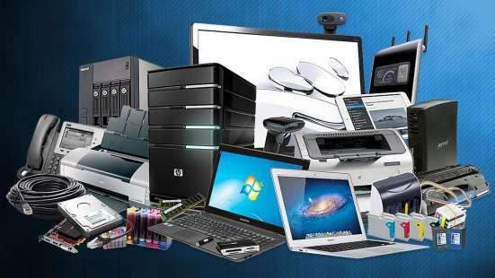 Обслуживание компьютеров. Helpdesk