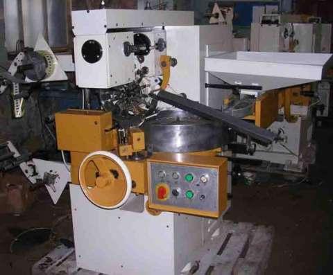 Заверточная машина EU-4 нагема nagema для завёртки конфет