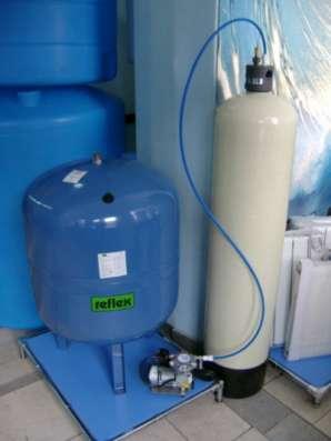 Фильтры для очистки воды для насосной Сокол в Уфе Фото 1