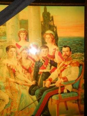 Портрет - Семья царя Николая II в Иванове Фото 4