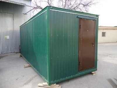 Бытовка, блок - контейнер, дачный дом