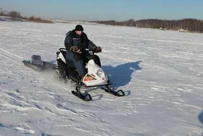 снегоход русская механика в Костроме Фото 1