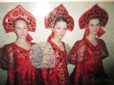 Танцевальные костюмы для детей