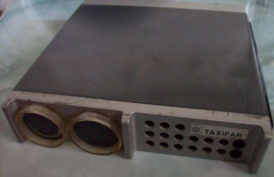 Радиостанция Taxifar Traffic (раритет)