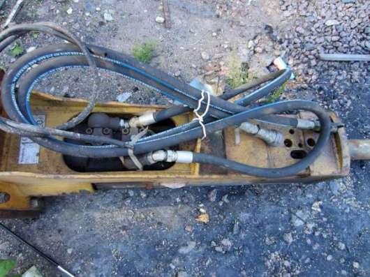 Гидромолот INDECO 700 на экскаватор 4-12 тонн