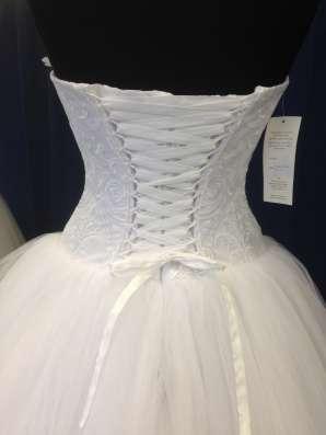 Роскошное новое платье-мечта в Москве Фото 3
