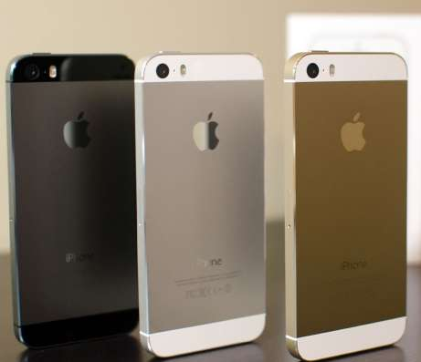 Apple 5s space gray, gold, silver!