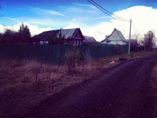 Продается земельный участок 18 соток в д. Бурково, Можайский район, 120 км от МКАД по Минскому шоссе. Фото 1