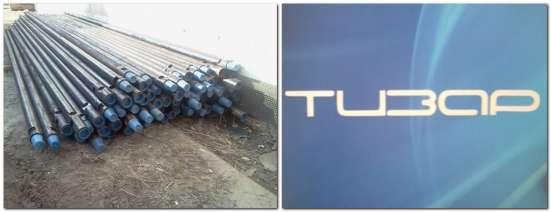 Производим буровые штанги ТБСУ L 2000мм