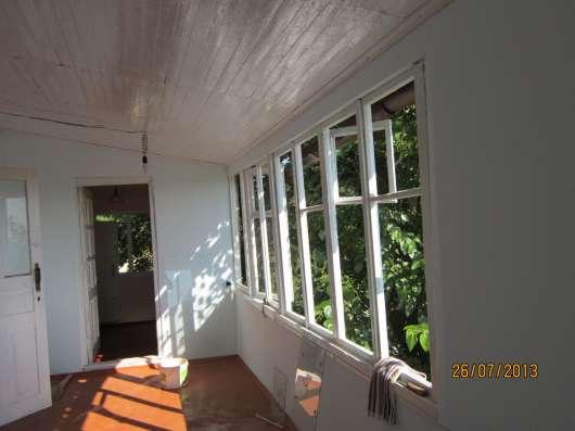 Продается часть дома в шести км от Адлера