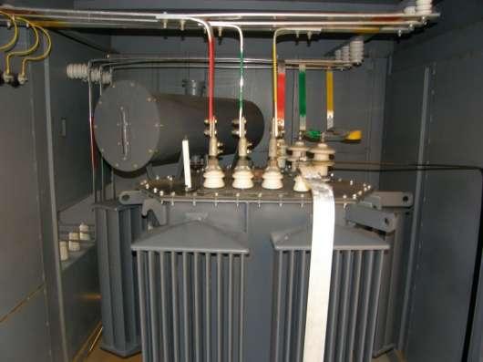Ремонт высоковольтных электродвигателей, трансформаторов в Клине Фото 1