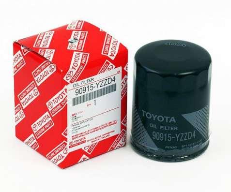 Фильтр масляный на Toyota/Lexus 90915-YZZD4 оригинал