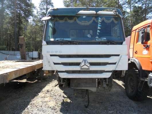Самосвал HOWO ZZ3317N3267C1 9.7 MT 4WD, 2012 г.в.