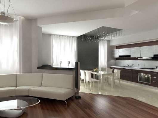 Ремонт и отделка квартир, офисов, магазинов.