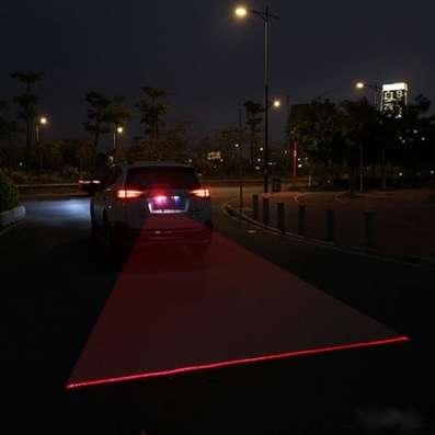 Лазер для заднего хода, стоп сигнала в Орле Фото 1