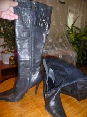 Кожаные туфли и сапоги в Стерлитамаке Фото 1