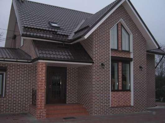 Фасадный лицевой керамический кирпич ЛСР (Стеновые) Rauf