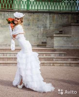 Платье свадебное в Санкт-Петербурге Фото 4