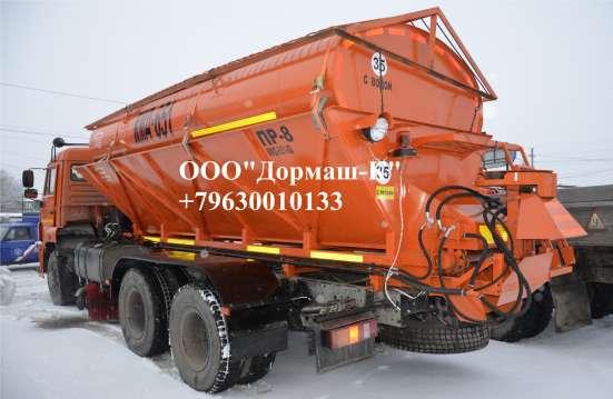 Комбинированная дорожная машина КМД-651
