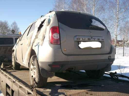 Продаю по запчастям Renault DUSTER 2014 г