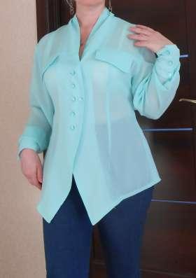 Блузка оригинального, стильного кроя, р. 48-50 в г. Днепропетровск Фото 3