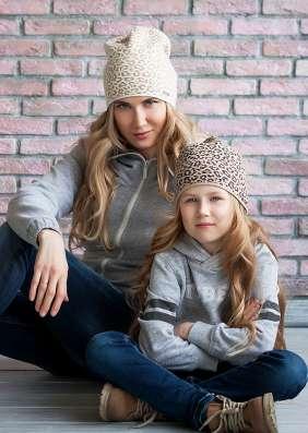 Дизайнерские шапочки для всей семьи от SHUMI DESIGN