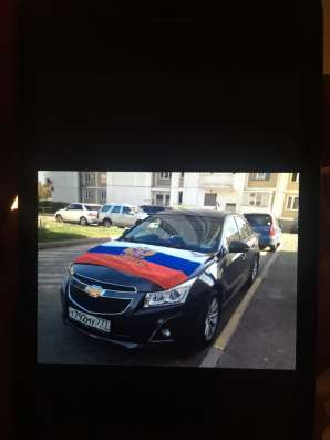 Продажа авто, Chevrolet, Cruze, Автомат с пробегом 45000 км, в Москве Фото 3