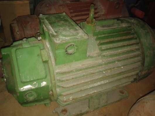 Электродвигатели общепромышленные, крановые в наличии в Набережных Челнах Фото 2
