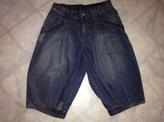 джинсовые бриджи MARC JACOBS,размер S-М