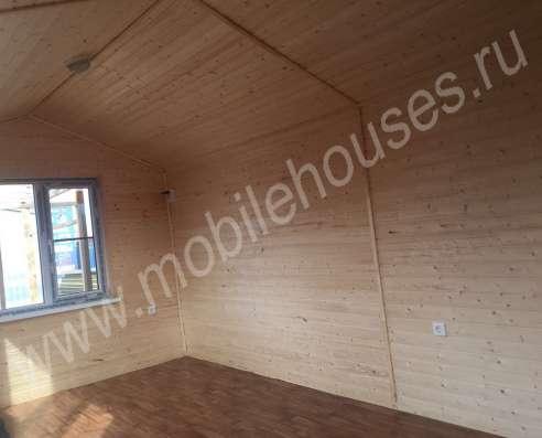 Деревянный садовый домик 3х6м на заказ в Краснодаре Фото 1