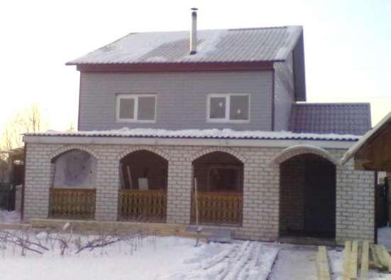 Строительство и ремонт домов, дач, пристроек в Электростале Фото 1