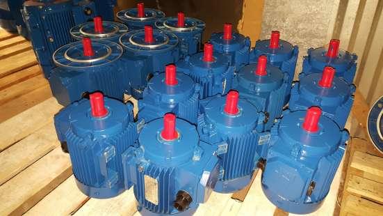 Продам электродвигатели АИР от 0,12 до 315 кВт в г. Харьков Фото 1