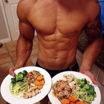 Программа Питание для снижения и коррекции веса, набор мышц