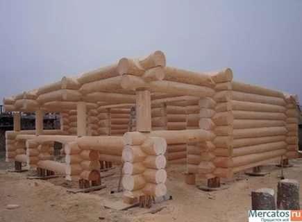 Рубленые дома и бани в Тюмени Фото 2